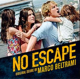 No Escape Song - No Escape Music - No Escape Soundtrack - No Escape Score