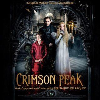 Crimson Peak Chanson - Crimson Peak Musique - Crimson Peak Bande originale - Crimson Peak Musique du film